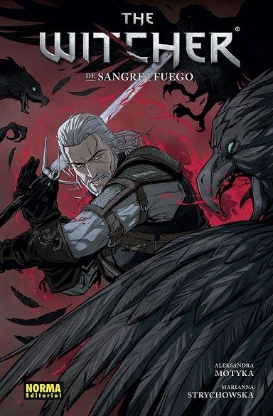 COMIC THE WITCHER 4. DE SANGRE Y FUEGO