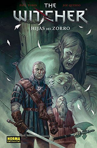COMIC THE WITCHER 2: HIJAS DEL ZORRO