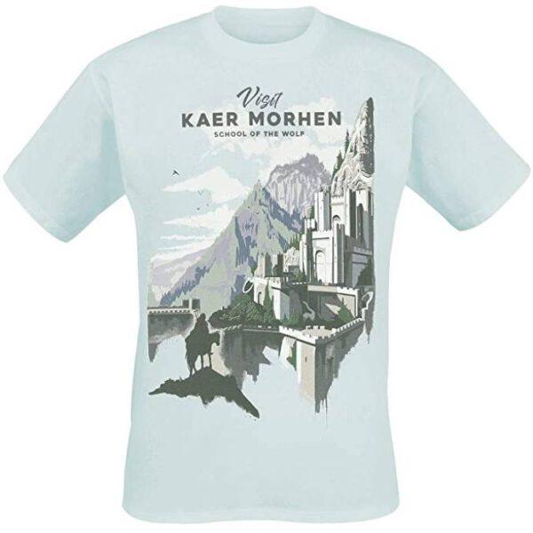 The Witcher Visit Kaer Morhen