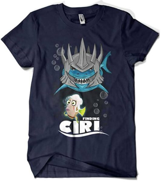 Camiseta Finding Ciri