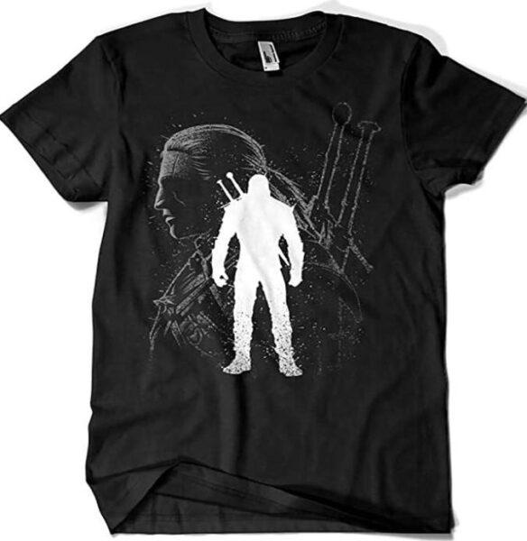 Camiseta The Witcher Inking