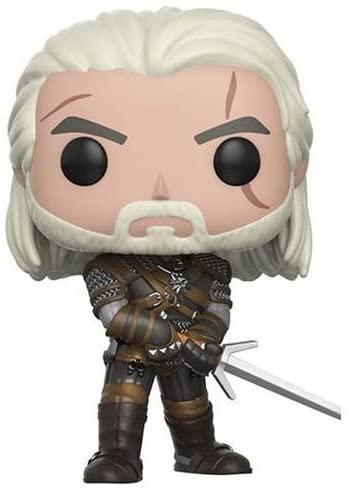 Funko Pop!- Geralt The Witcher