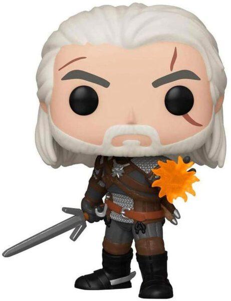 Funko Pop! The Witcher 3: Wild Hunt – Geralt Glow