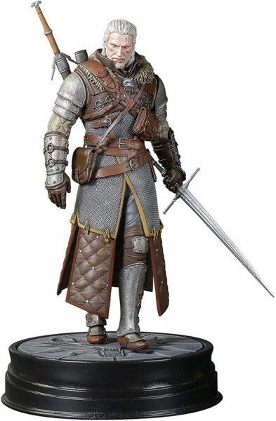 The Witcher 3 Wild Hunt Estatua Geralt