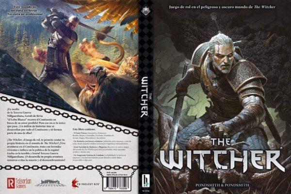 The Witcher Libro Básico – Juego de rol