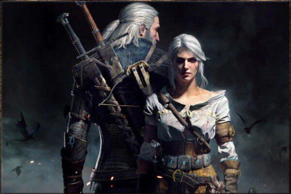 Poster The Witcher- Varios modelos y tamaños