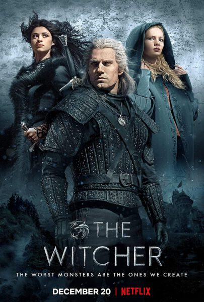 The Witcher, 61×91,5 cm