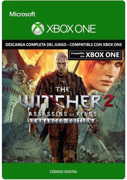 THE WITCHER 2 CÓDIGO XBOX ONE