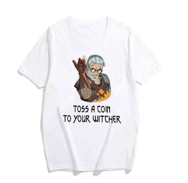 Camiseta The Witcher Chef