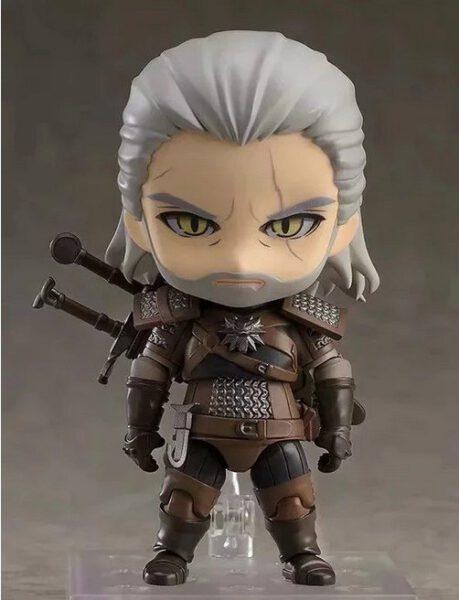 Figura móvil Geralt de Rivia The Witcher