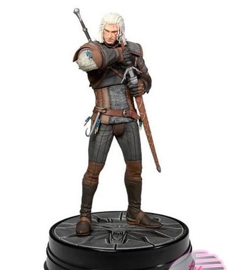 Figura Geralt de Rivia Heart of Stone