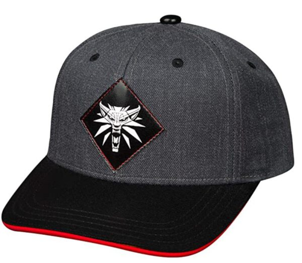 Gorra The Witcher Snapback Hat