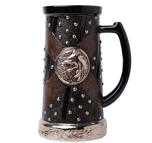 Jarra The Witcher con licencia oficial
