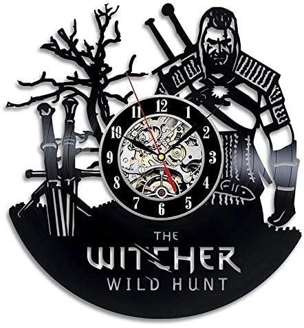 Reloj de Pared The Witcher