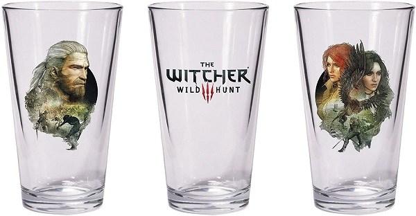 Juego de 2 Vasos The Witcher
