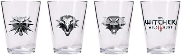 Juego vasos chupito The Witcher